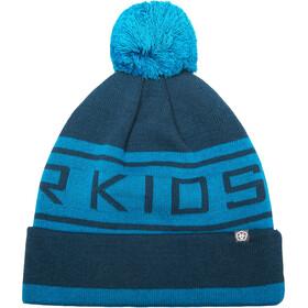 Color Kids Switter Nakrycie głowy Dzieci niebieski